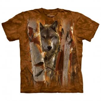 T-shirt The Guardian marron | S