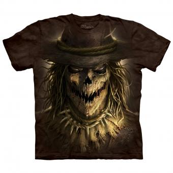 T-shirt Scarecrow marron | S