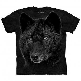 T-Shirt Black Wolf black | XL