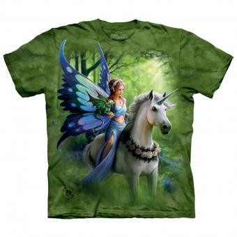 T-shirt Realm Of Ench groen | L