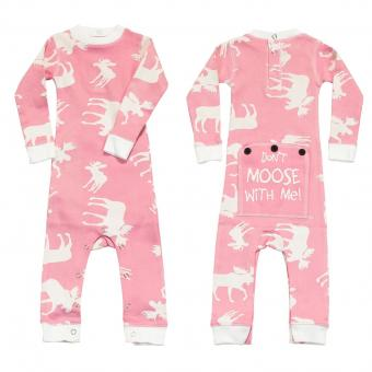 Baby Infant Flapjack Classic Moose red | M