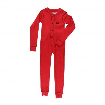 Kids Flapjack Kids Bear Bottom red | 8