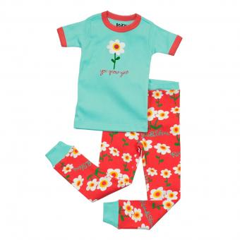 Kinderen pyjamaset Rise and Shine 2