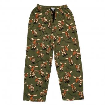 Trousers Unisex Fatigued green | L