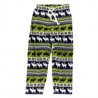Trousers Unisex Elk Fair Isle L