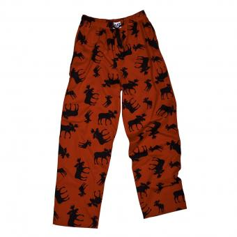 Trousers Unisex Classic Moose red | XS