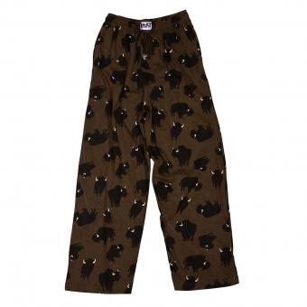 Trousers Unisex Buffalo brown | M
