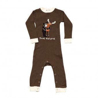 Baby Sleepsuit Infant Good Natured brown | S