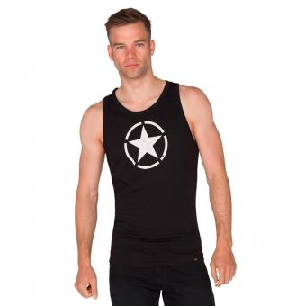 Alpha Industries Star Tanktop schwarz | XXL