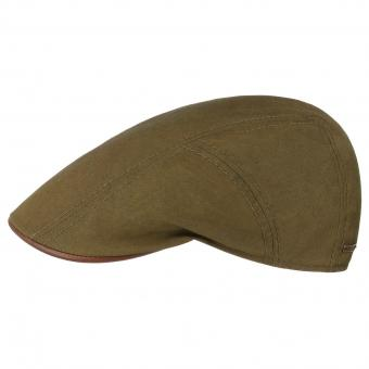 Stetson Cap Ivy Waxed Cotton oliv | 56