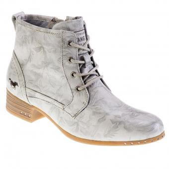 Mustang Stiefeletten Mila off- white | 39