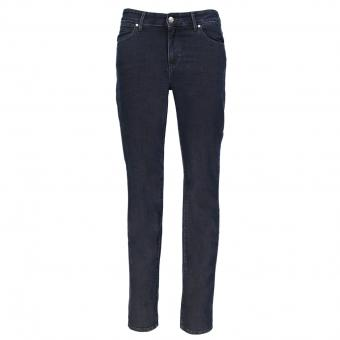 Wrangler damesjeans slim blue black | W28-L30