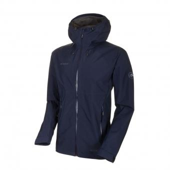 Mammut Convey Tour HS Hooded Jacket Men  marine | XL
