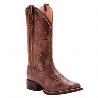 Ariat Boots Round up Rio braun | 38