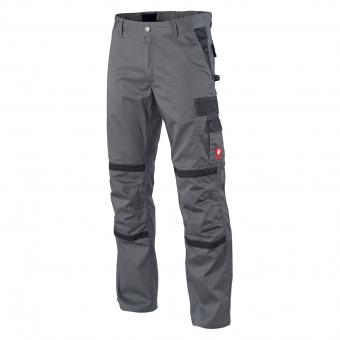 KRÄHE Profession Pro Stretch Bundhose grau grau | 44
